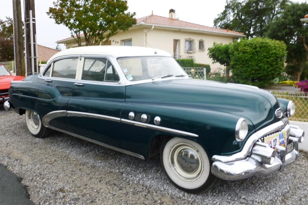 Buick Super Model 50L - 1952