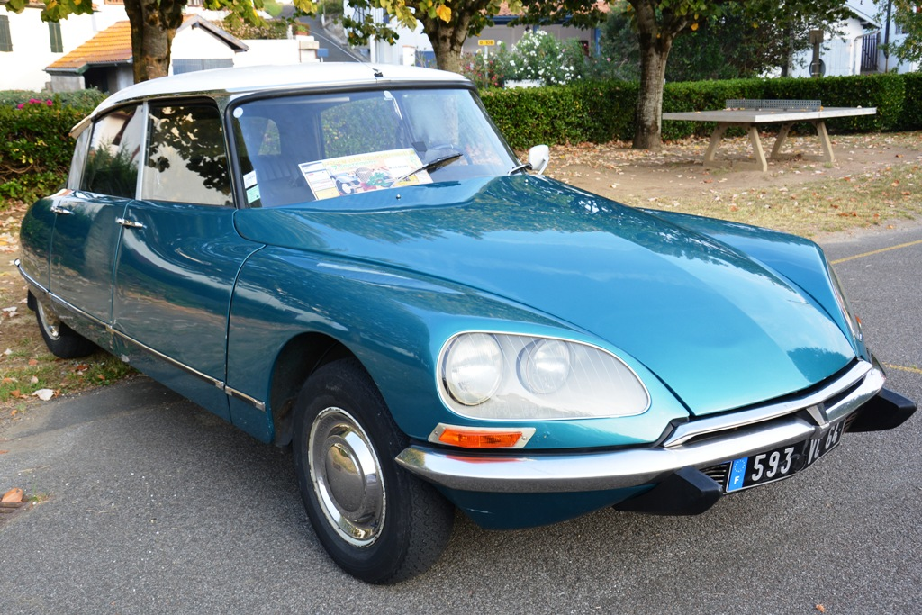 Citroen DS Super - 1972
