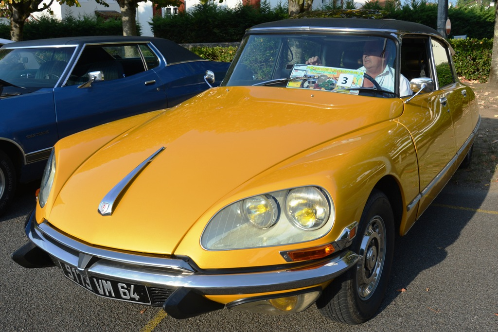 Citroen DS21 injection - 1972