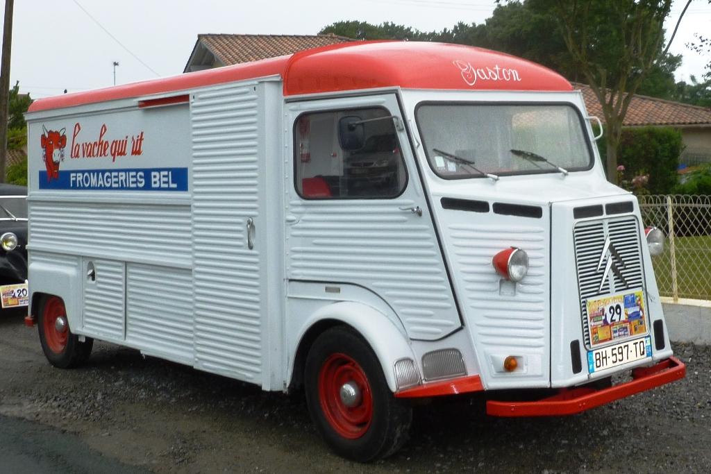 Citroen HY - 1970