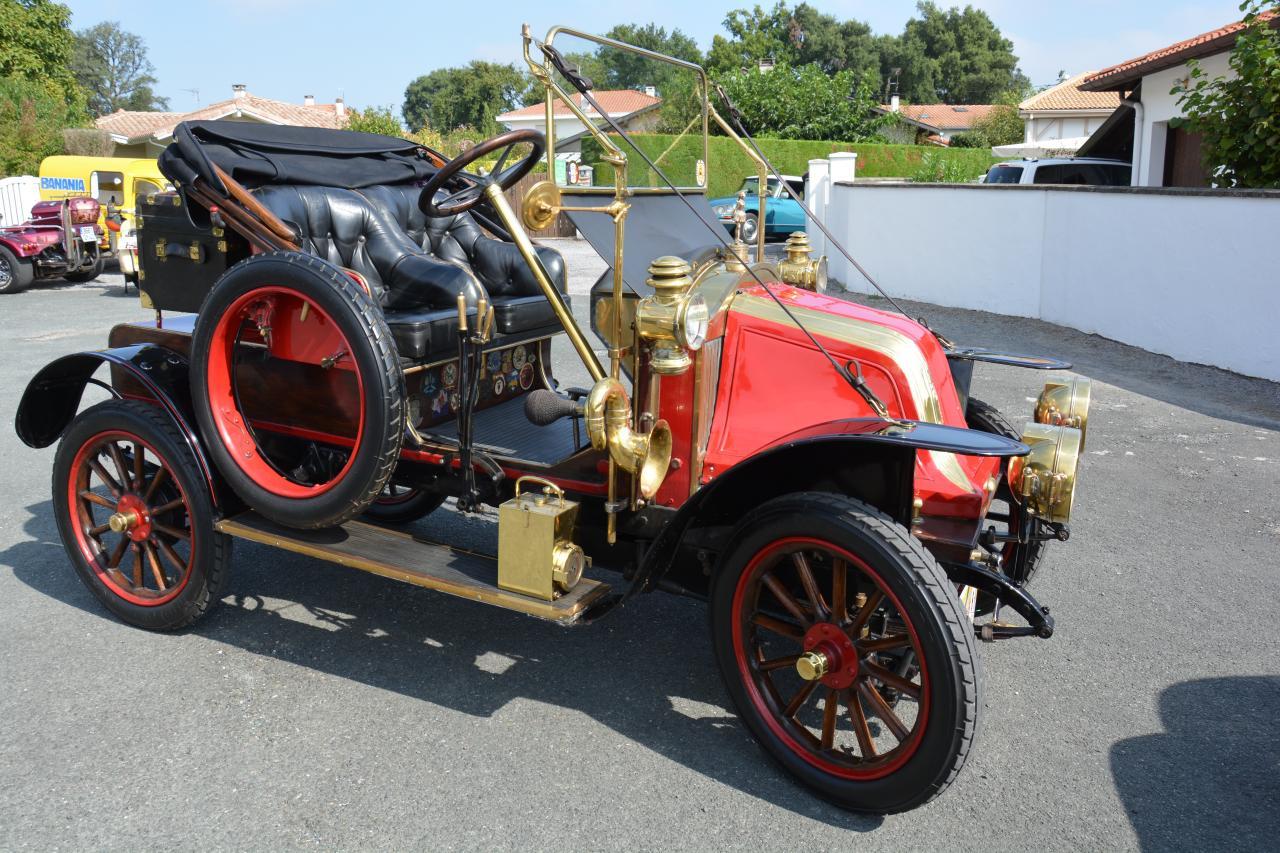 Renault AX - 1908