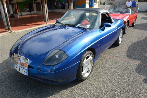 Fiat Barchetta - 1997