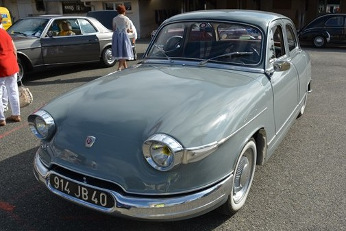 Panhard PL17 - 1964