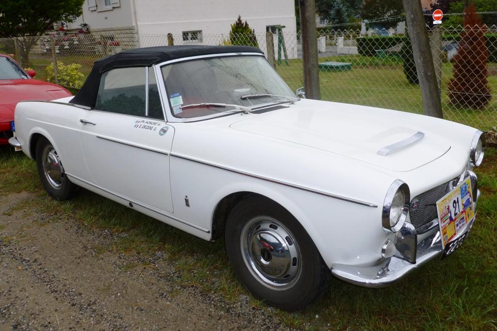 Fiat 1200S Spider - 1959
