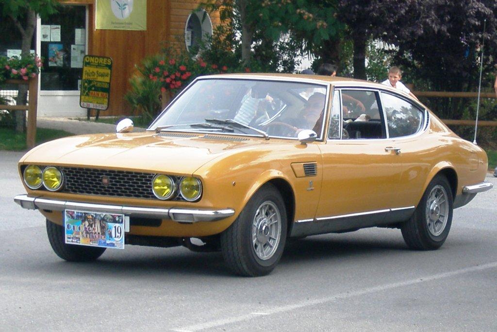 Fiat Dino 2000 - 1968