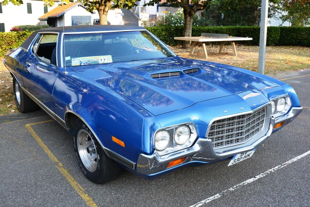 Ford Gran Torino - 1972