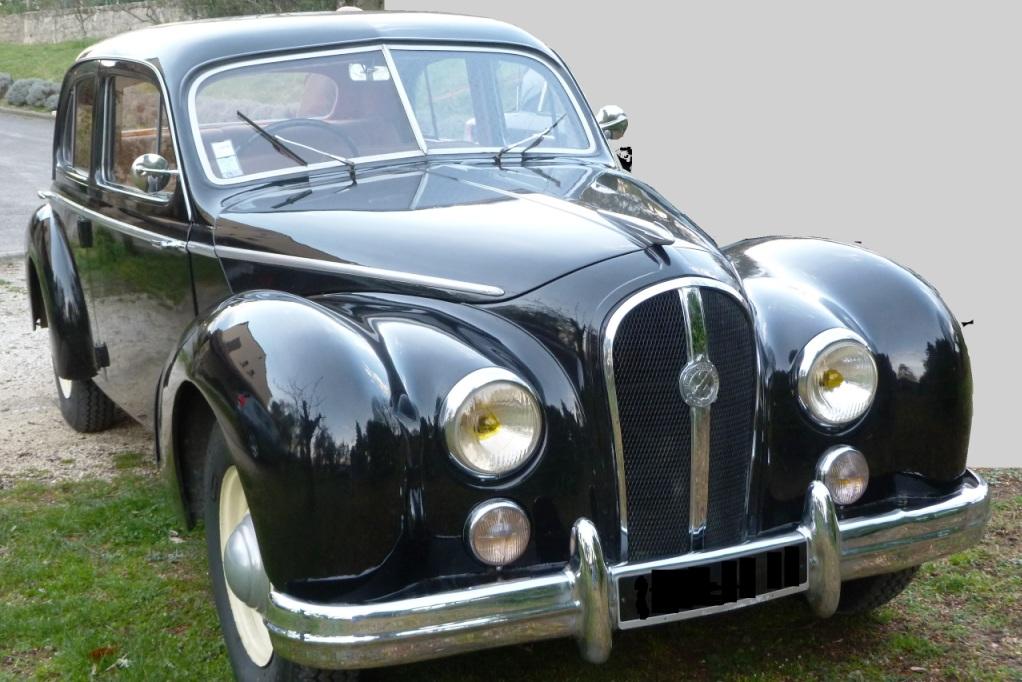 Hotchkiss Anjou - 1951