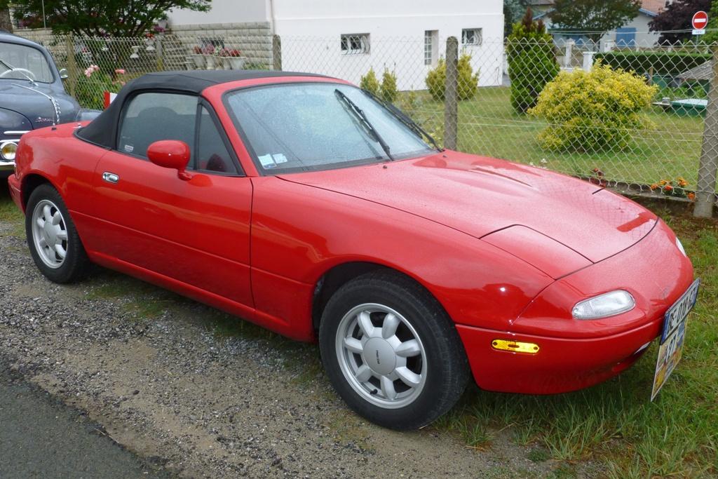 Mazda Miata - 1989