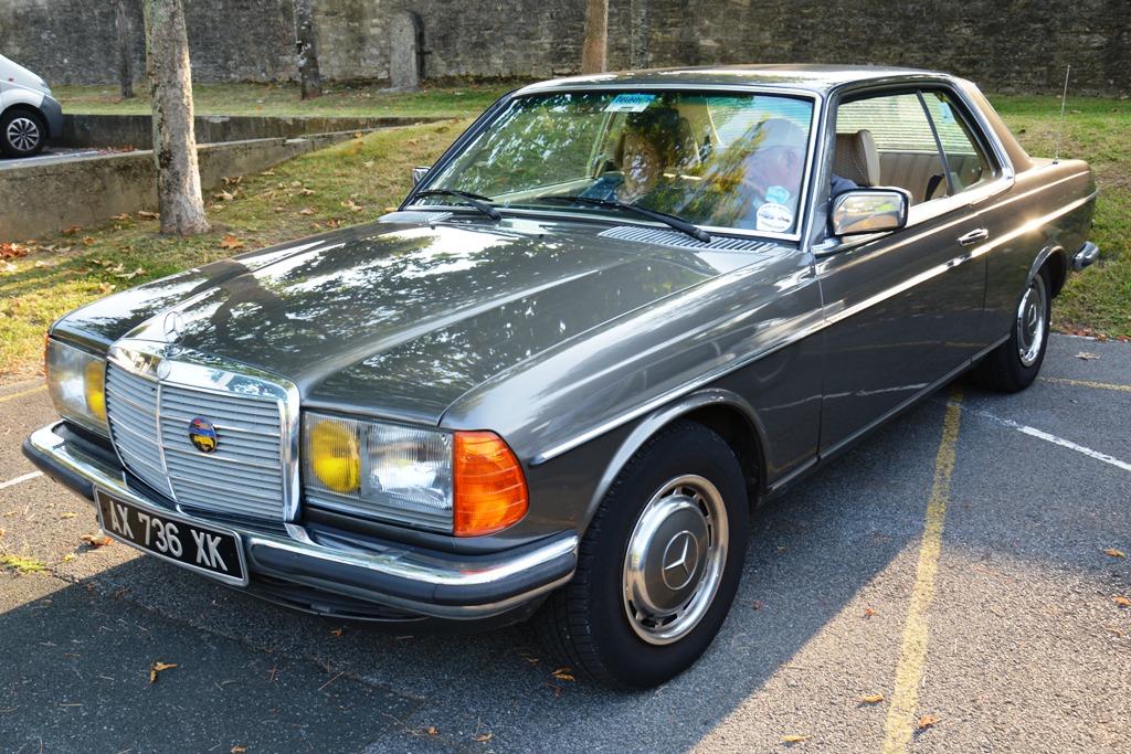 Mercedes 230C - 1977