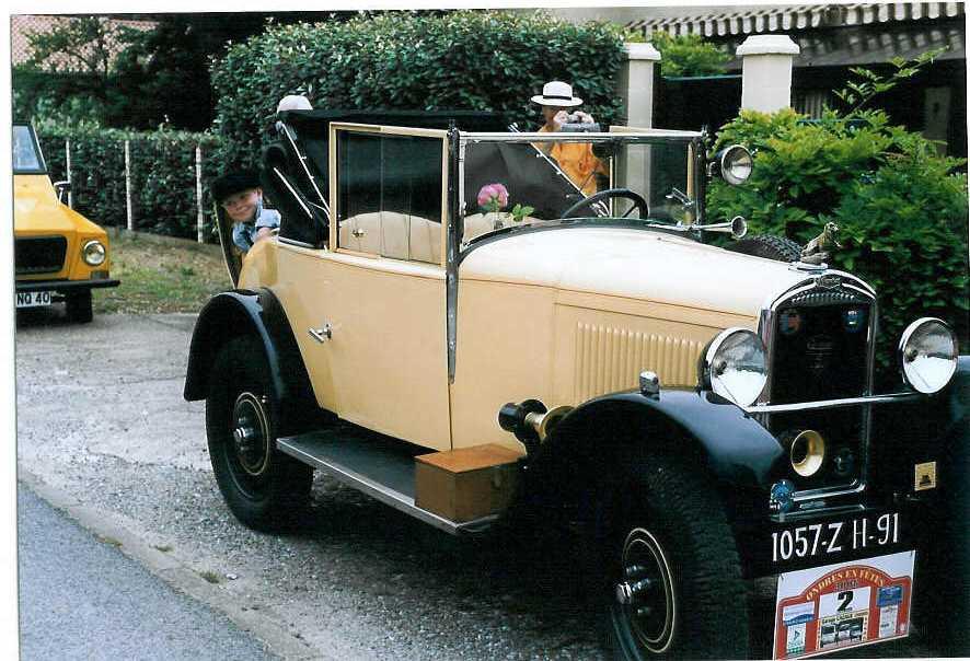 Peugeot 190S - 1929