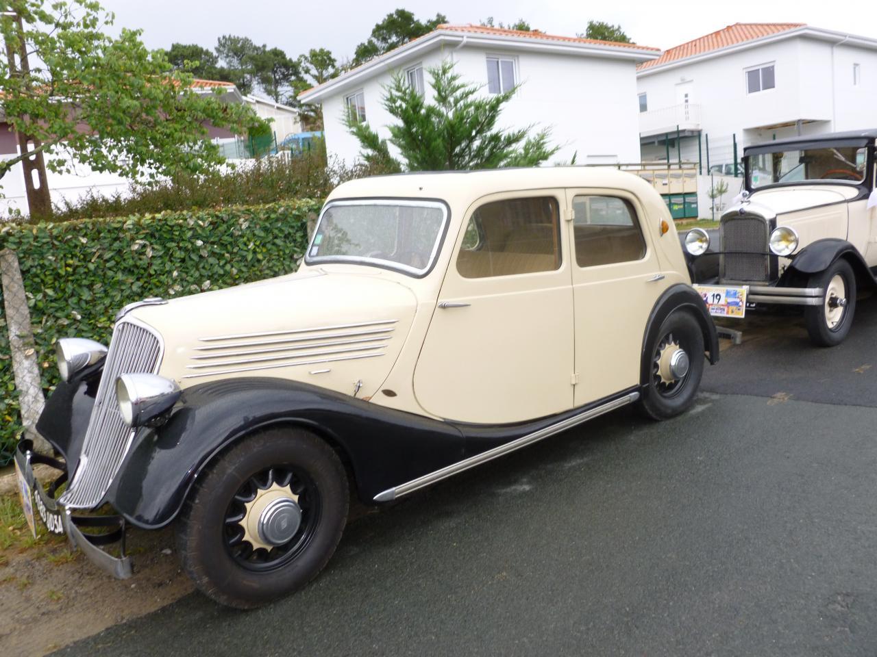 Renault Celtaquatre - 1936