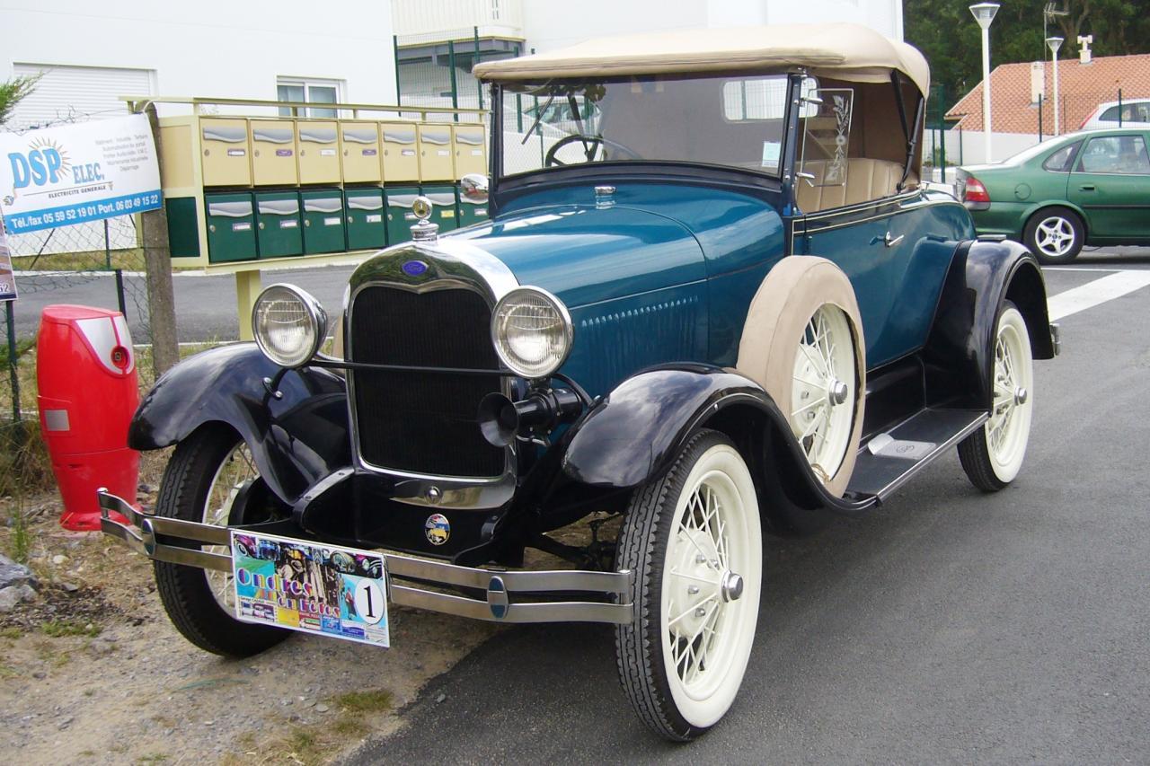Ford A roadstar - 1929