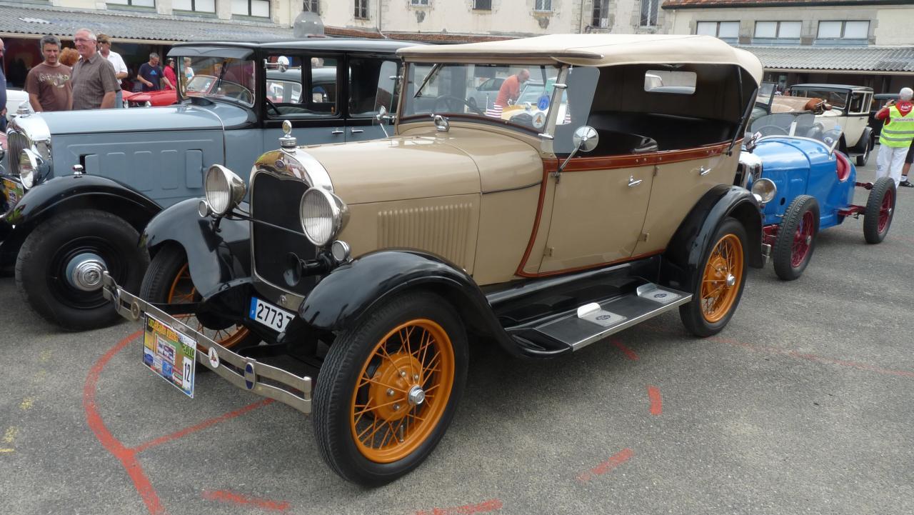 Ford A roadstar -1929
