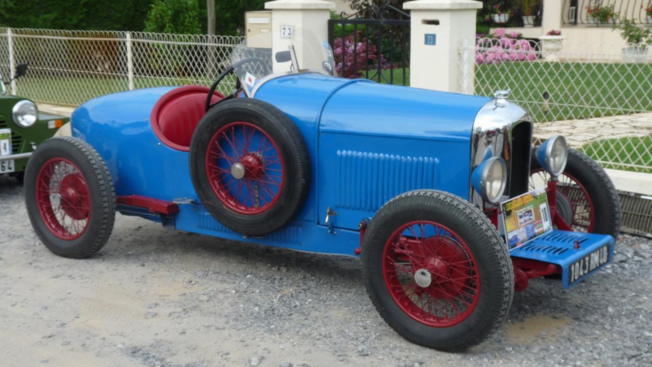 Amilcar CGS - 1925