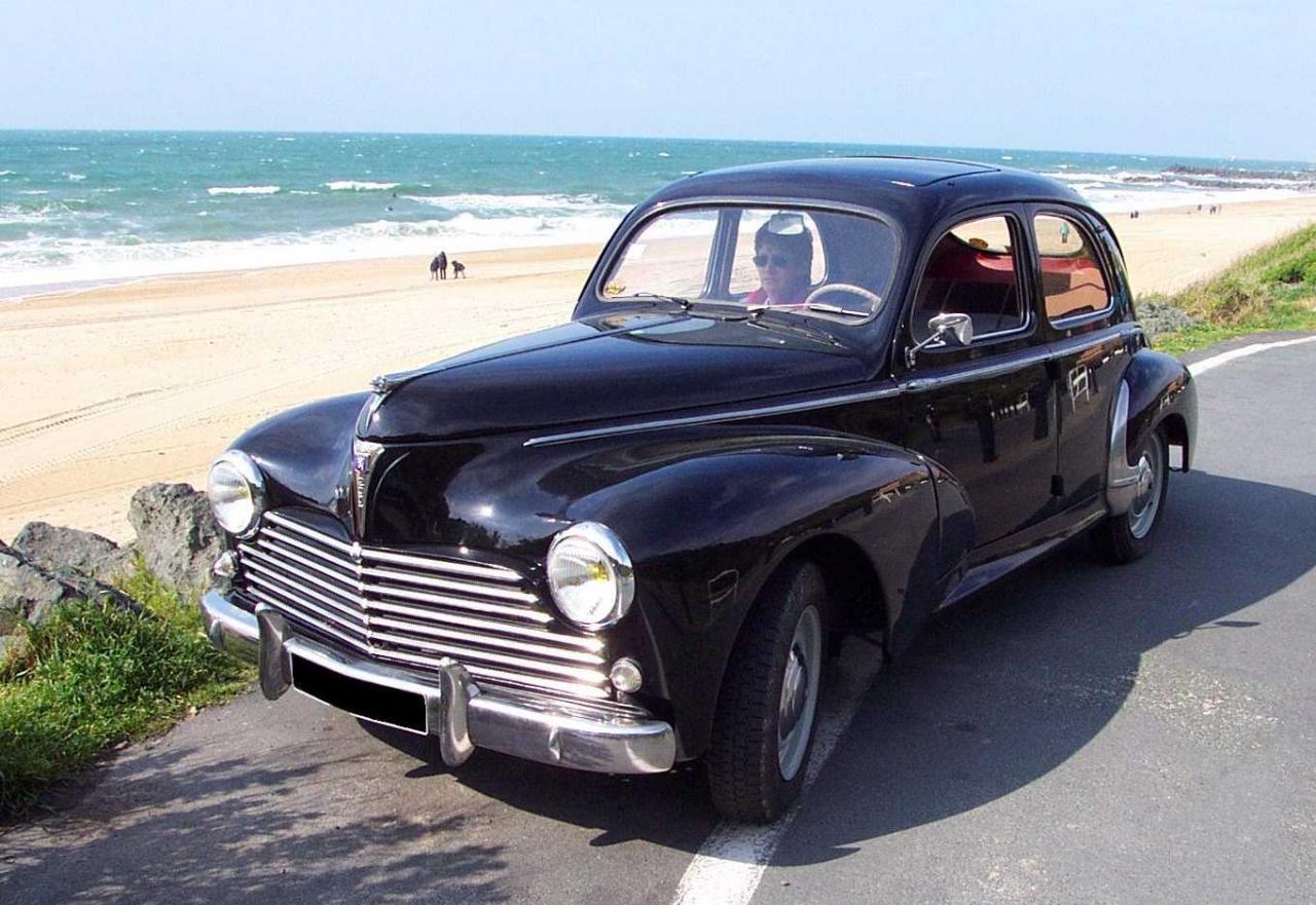 Peugeot 203 - 1952
