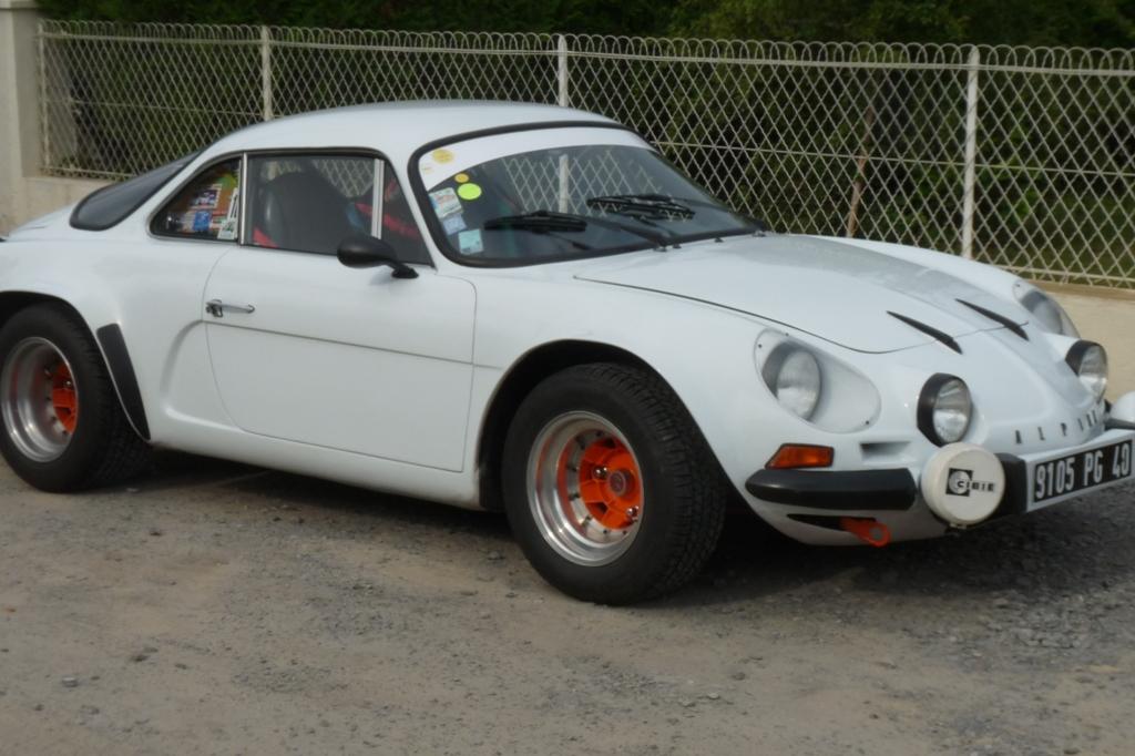 Renault Alpine A110 - 1970