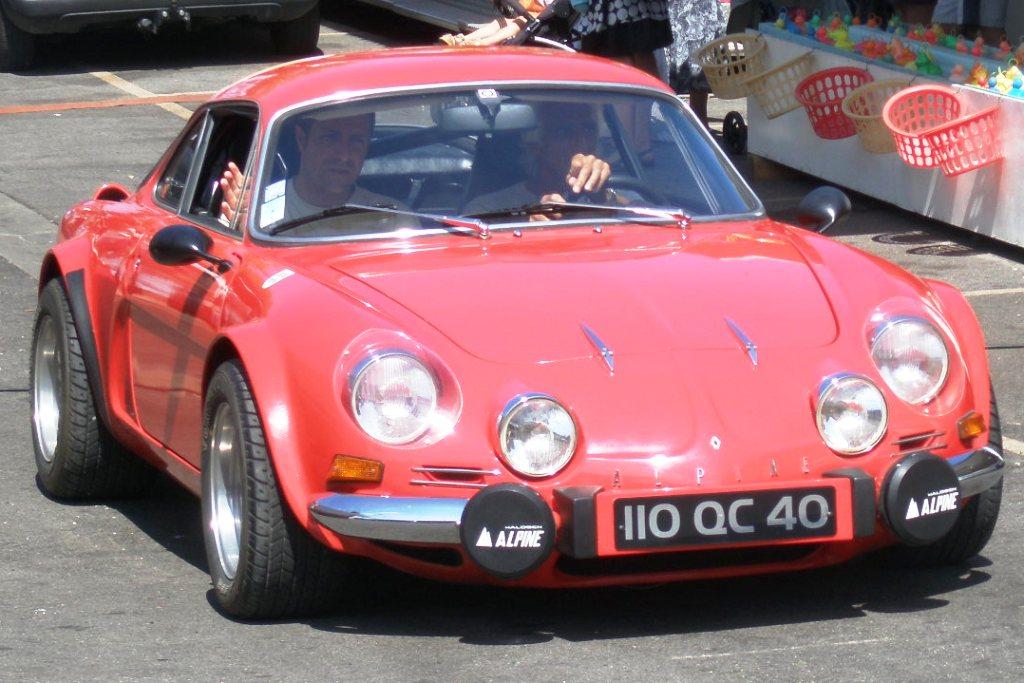 Renault Alpine A110 - 1976