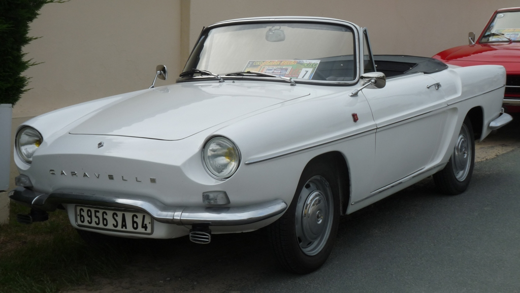 Renault Caravelle - 1965