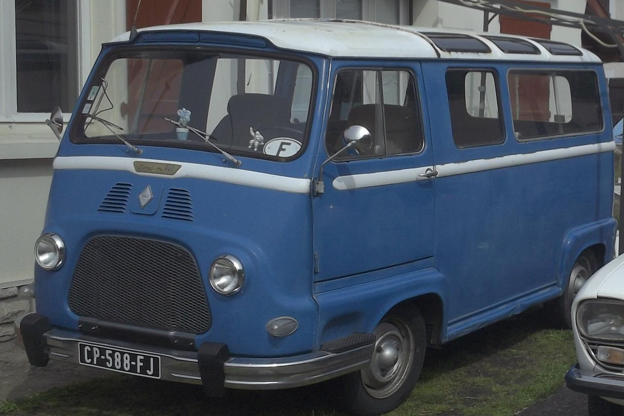 Renault Estafette - 1969