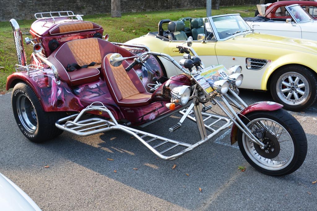 Rewaco Trike - 2003