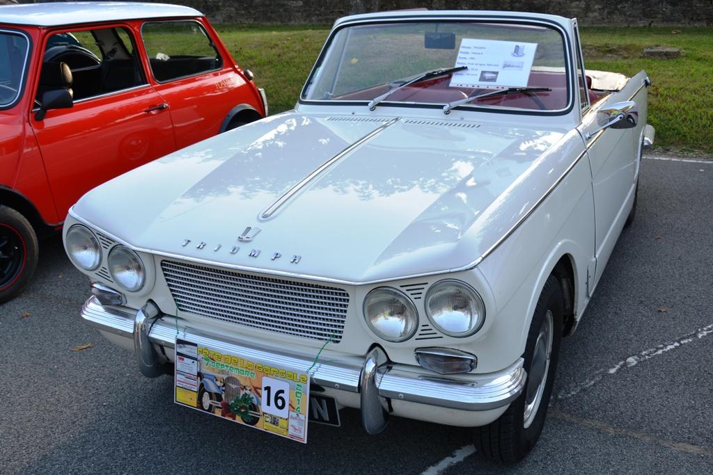 Triumph Vitesse 6 - 1963