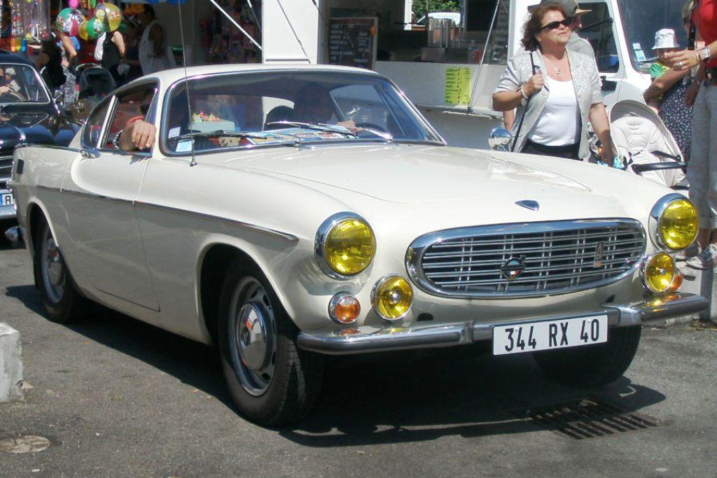 Volvo P1800S B20 - 1969