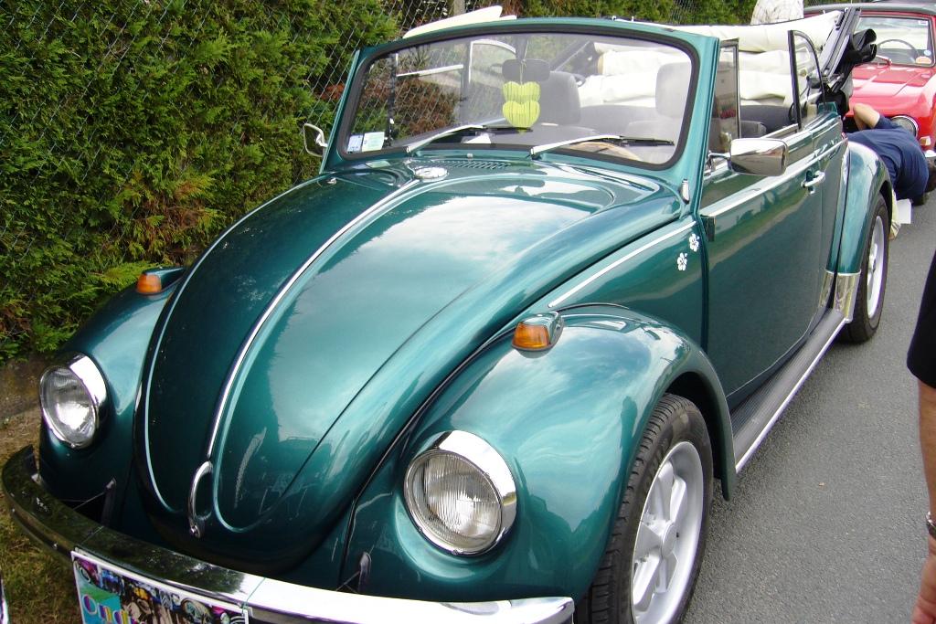 VW Cox 1500 - 1967