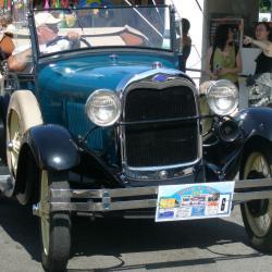 1er prix. Ford A 1929