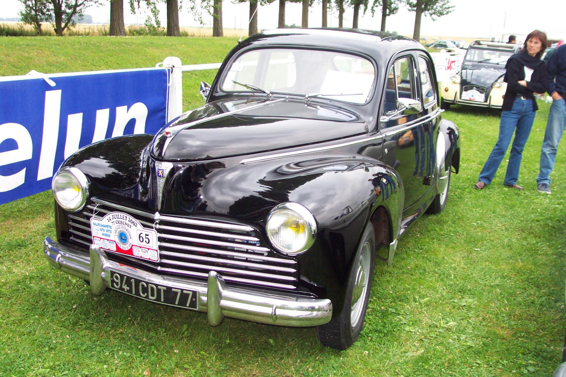 Peugeot 203-1954