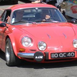 3ème prix. Renault Alpine A110 1976