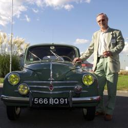 Renault 4CV - 1954