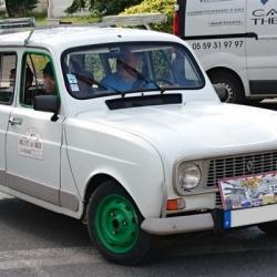 Renault 4L - 1982
