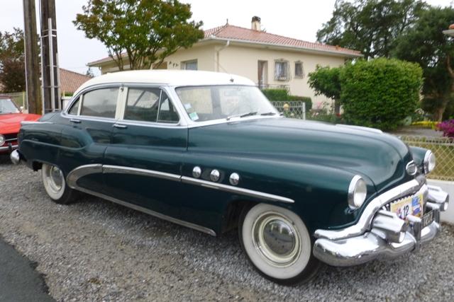 Buick super model 50l 1952