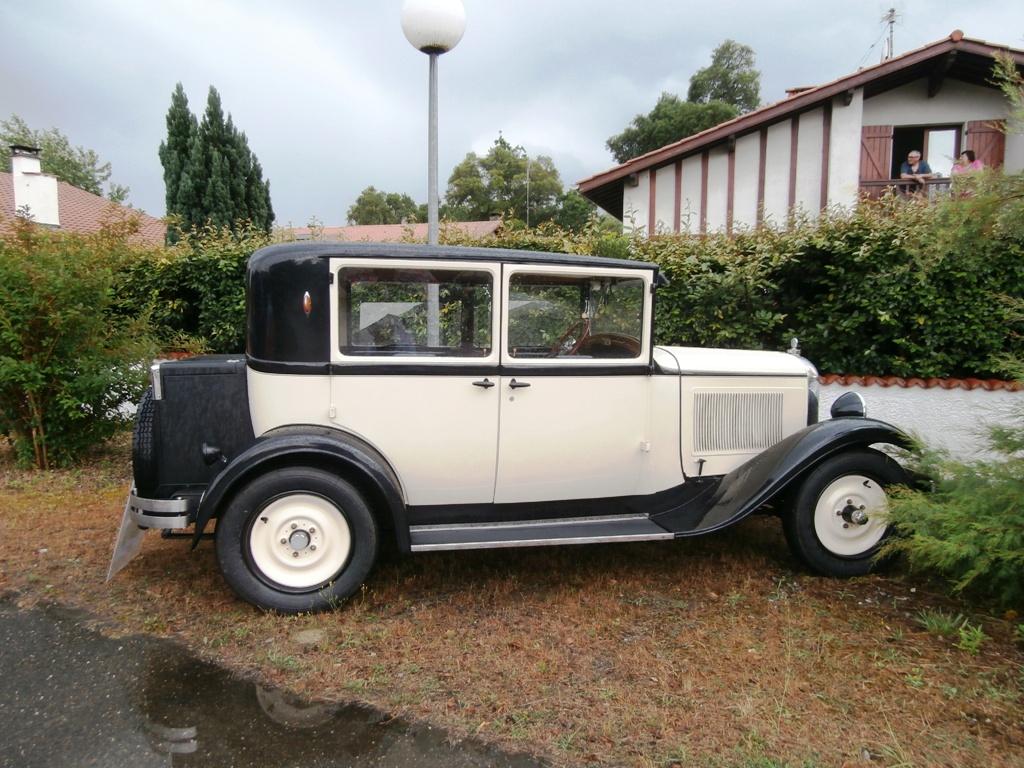 Citroen ac4 1930