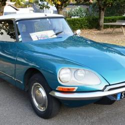 Citroen ds super 1972
