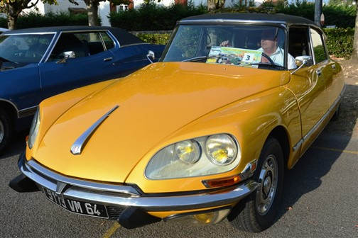Citroen ds21 injection 1972