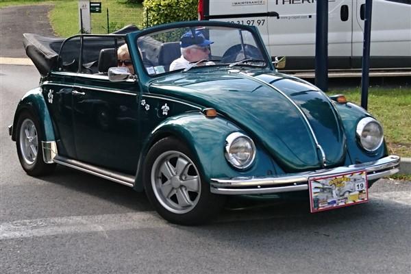 VW Cox - 1967