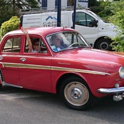 Renault Dauphine - 1958