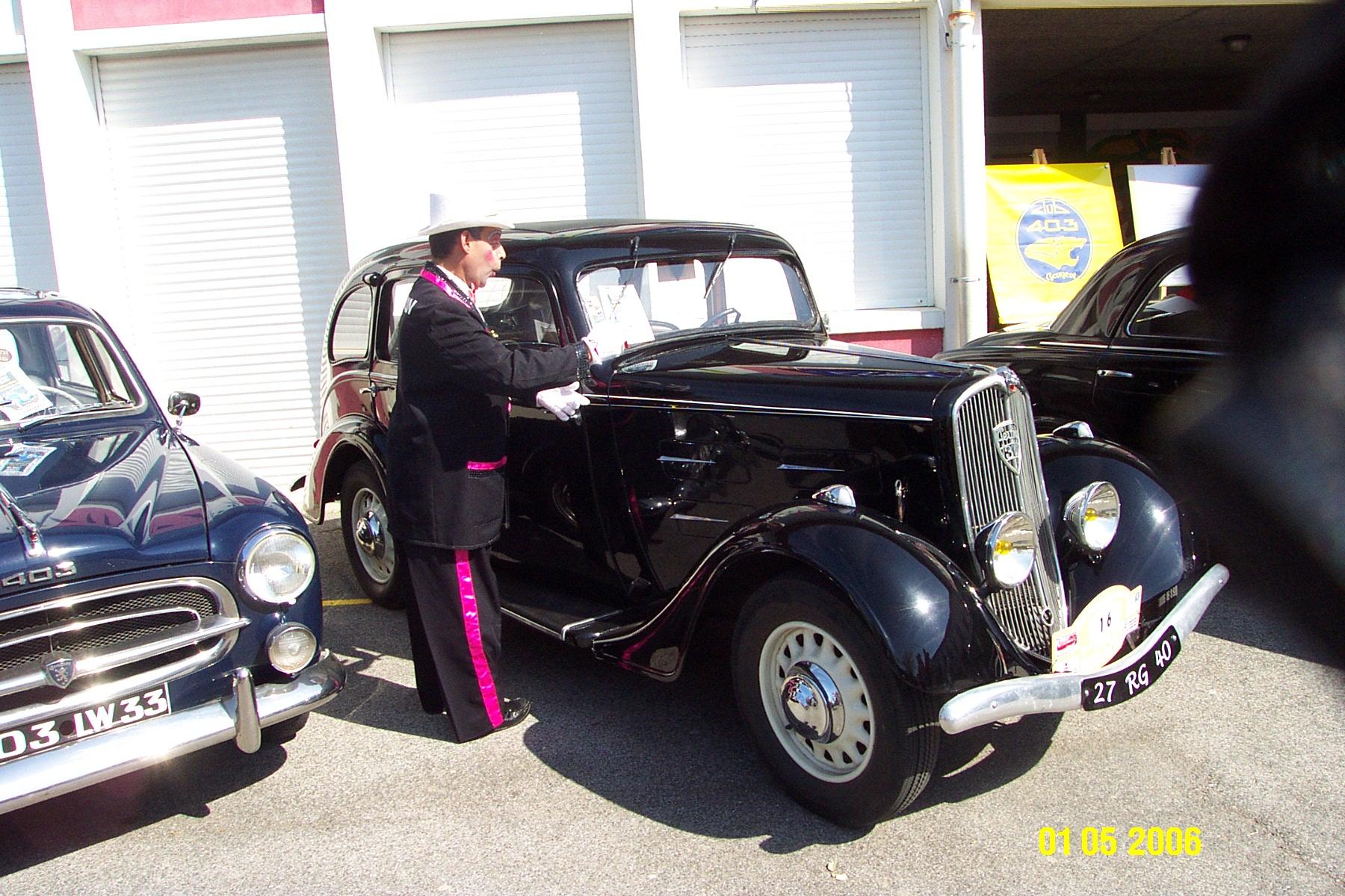 Peugeot 301D - 1936
