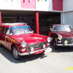 Famille Peugeot 404