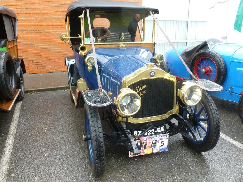 De dion bouton amc 1913