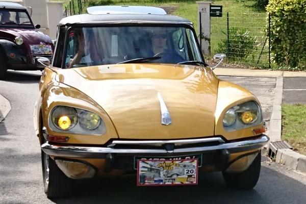 Citroen DS21 - 1972