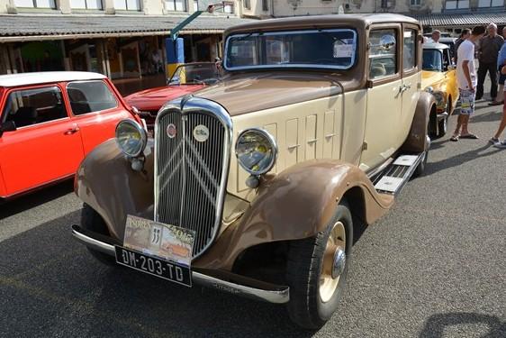 Citroen Rosalie - 1933