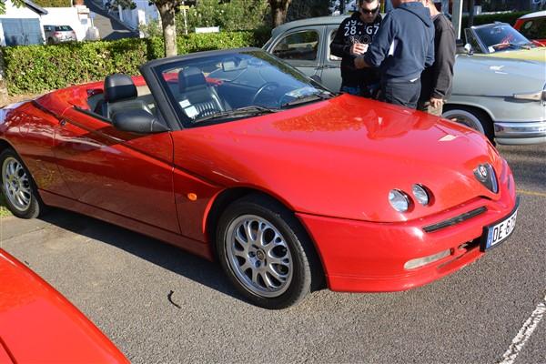 Alfa Roméo Spider GTV - 1995