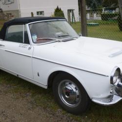 Fiat 1200s spider 1959