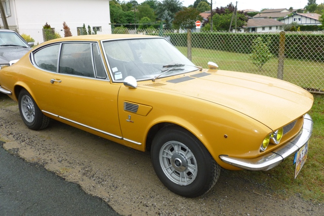 Fiat dino 2000 1968
