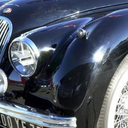 Jaguard cabriolet