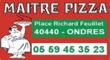 Maitre pizza reduit