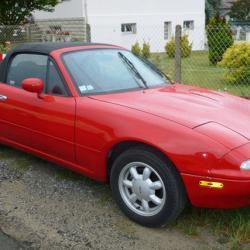 Mazda miata 1989