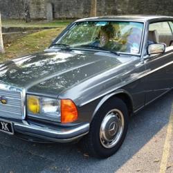 Mercedes 230c 1977